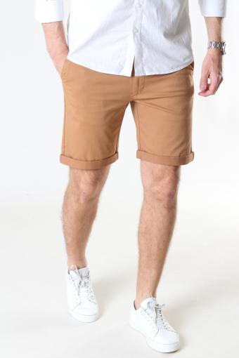 Tailored & Originals 7193106, Shorts - Rockcliffe Tobacco Brown
