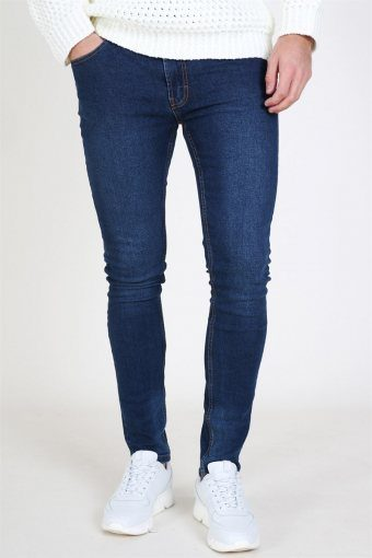 Mr. Red Jeans Dark Blue