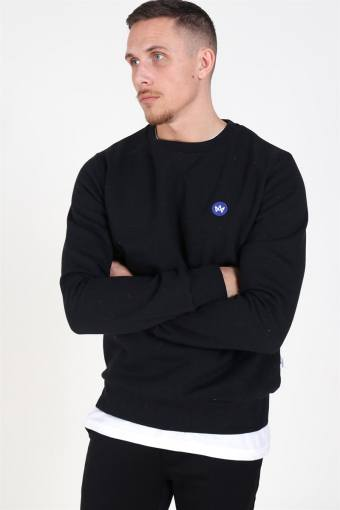 Lars Sweatshirt Black