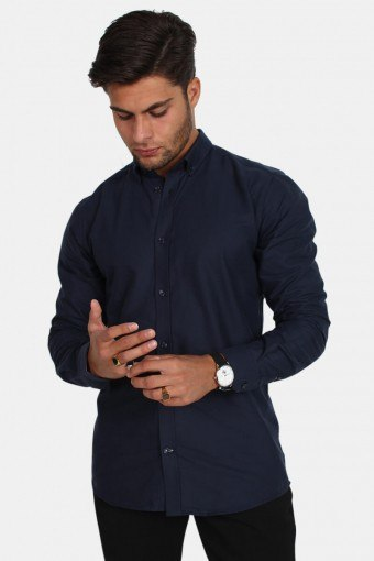 Tailored & Originals New London Skjorta Insignia Blue