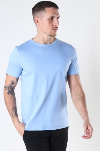 Perry Crunch O-SS Tee Bel Air Blue