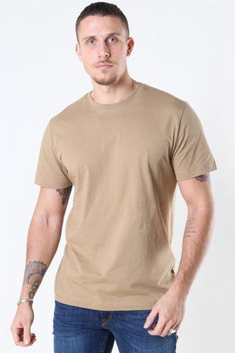 Norman 180 SS O-Neck T-shirt Kelp