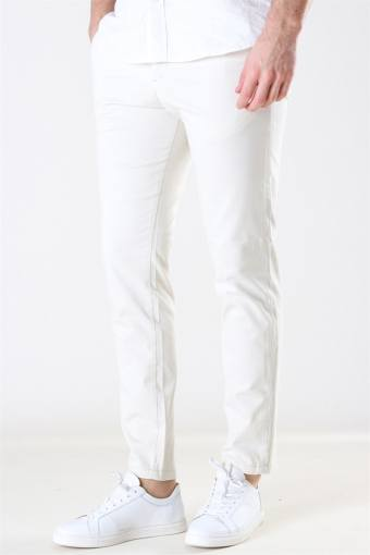 Marco Bowie Chinos Silver Birch