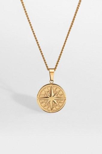 """Compass Halsband 2.0 """"Gold"""""""