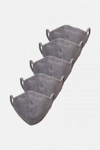 5-Pack Munstycke Oxford Grey