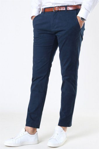 Tailored & Originals Rickie Pants Insigina Blue