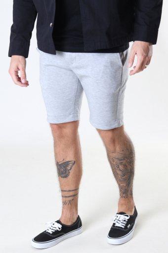 Jason Chino Jersey Shorts Lt. Grey
