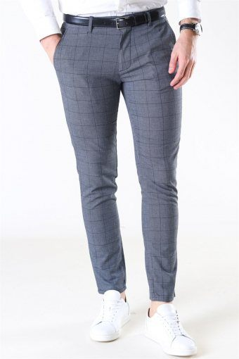 Tailored & Originals Har Frederic Pants Insignia Blue