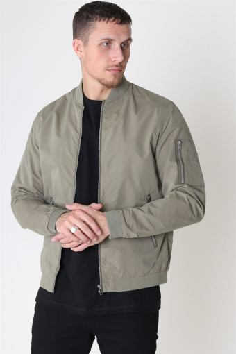 Jack & Jones Rush BomberJacka Dusty Green