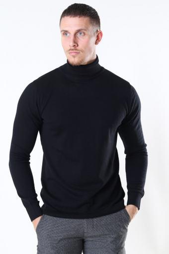 Clean Cut Merino Wool Roll Sticka Black