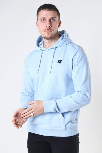 Basic Organic Hood Light Blue