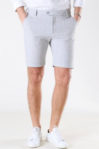 Como Light Shorts Snow Melange