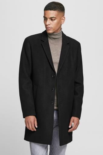 Moulder Wool Jacka Black