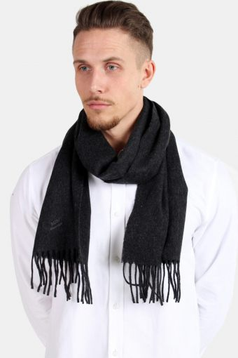Bologna Lambswoll HalsScarf Anthracite
