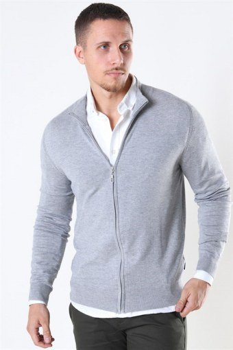 Chris Zip Sticka Light Grey Mix