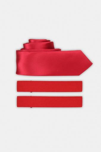 Rutig & Armband Red