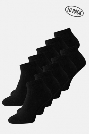 Dongo Strumpor 10 Pack Black
