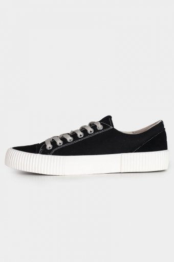Bushwick Canvas Sneakers Black