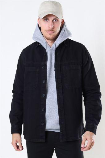 Sulfi Overshirt Black