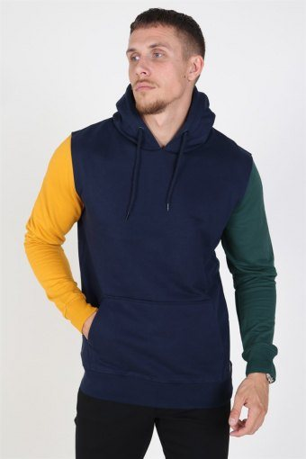 Dyle Hoodie Navy