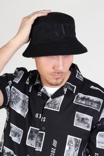 Cooper Bucket Hat Black