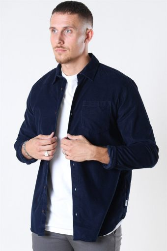 Jack & Jones Kendrick LS Skjorta Navy Blazer