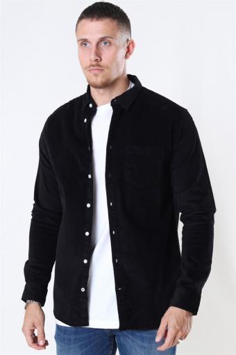 Johan CordKlockaoy Overshirt Black