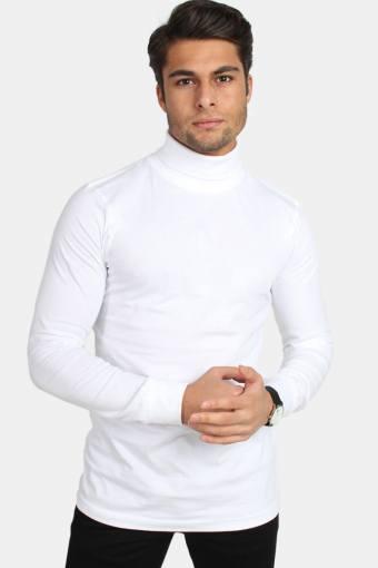 TKlockatleneck White