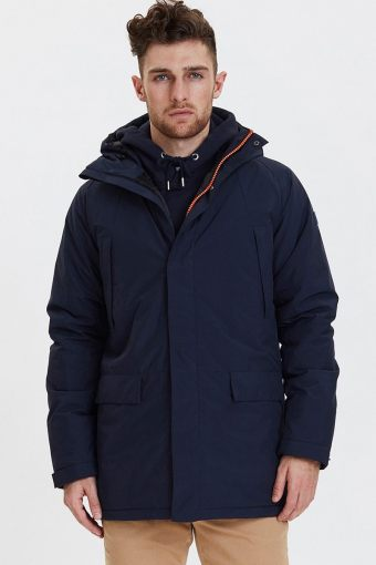 Charious Parka Rock Dark Navy