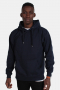 Basic Brand Hooded Tröja Blue Navy