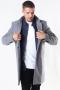 Only & Sons Maximus Wool Frakke Light Grey Melange
